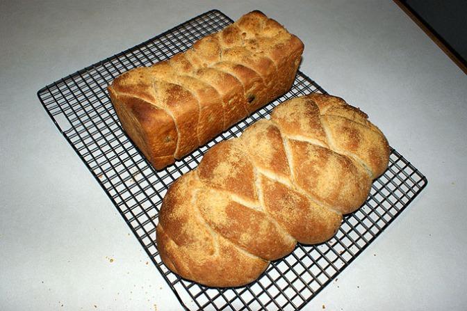 Olive & Pesto Bread Tutorial
