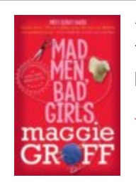 Awesome read.  #maggiegroff is my new favourite author.  Thanks @thatsummerfeeling1