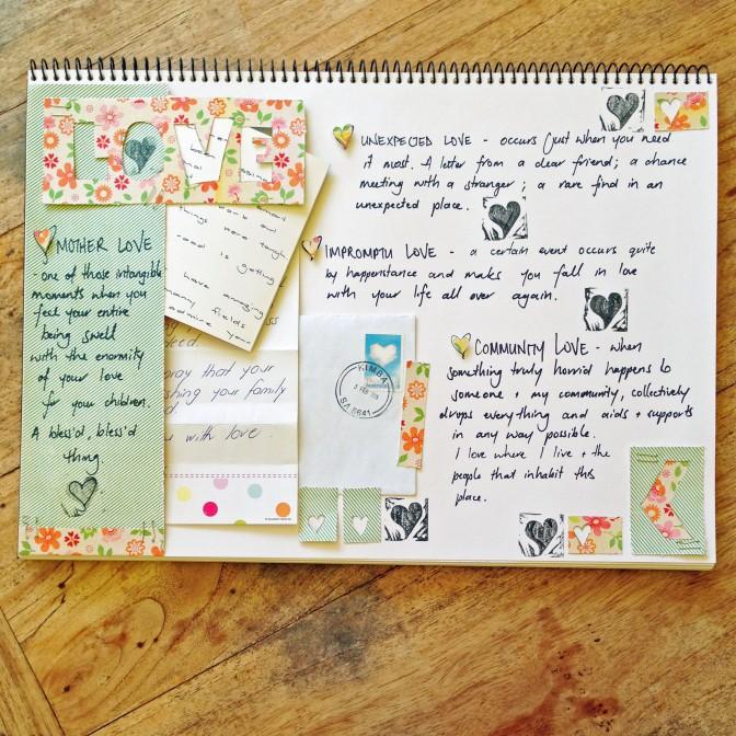 Get Messy Art Journal 1